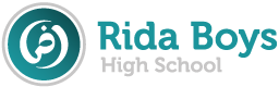 Rida Boys High School Logo